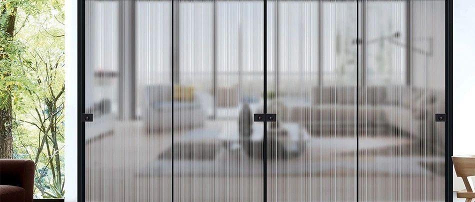 """玻璃装饰材料的""""新宠""""— 夹丝玻璃 - 硅微粉技术"""